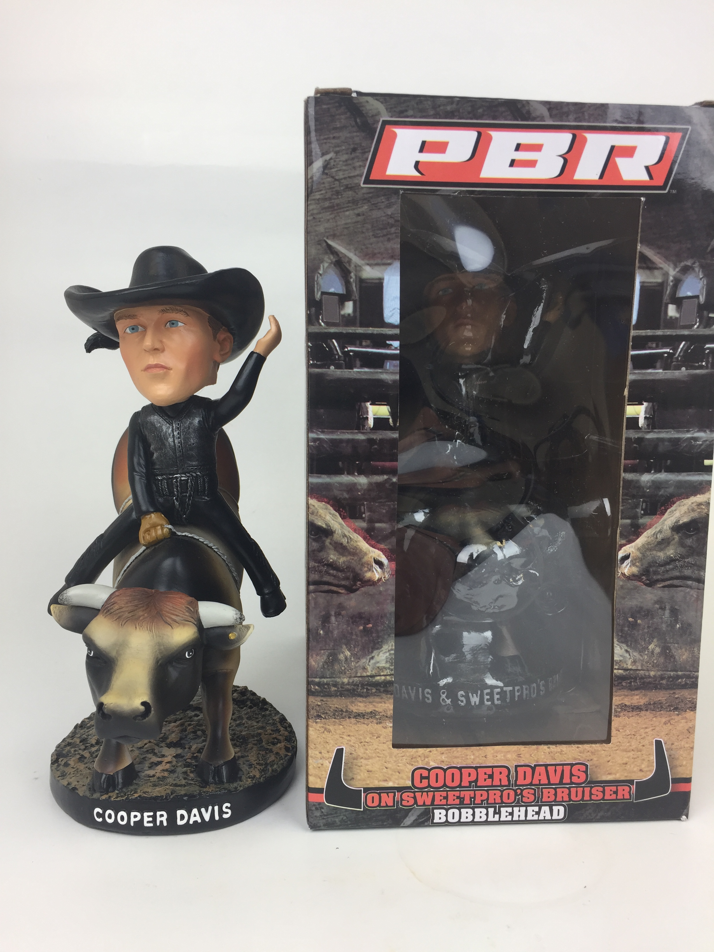 PBR Cooper Davis on SweetPro's Bruiser Gallery