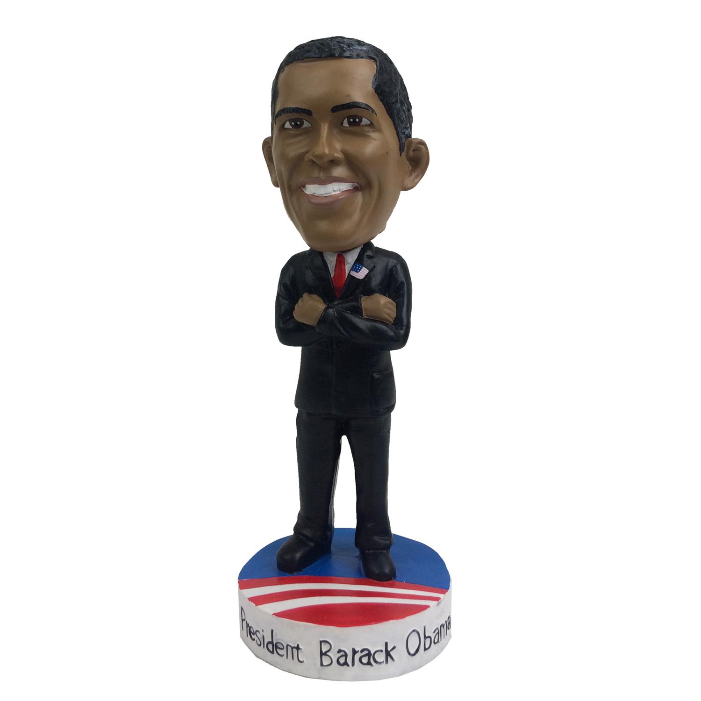 President Barack Obama Bobblehead Gallery