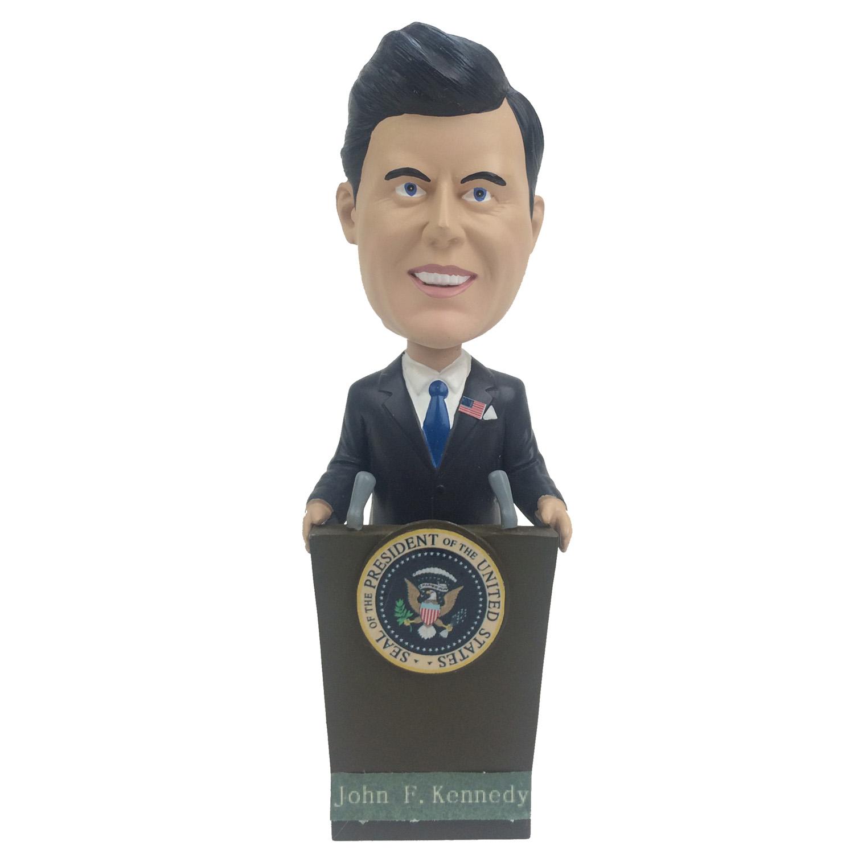 President John F. Kennedy Bobblehead