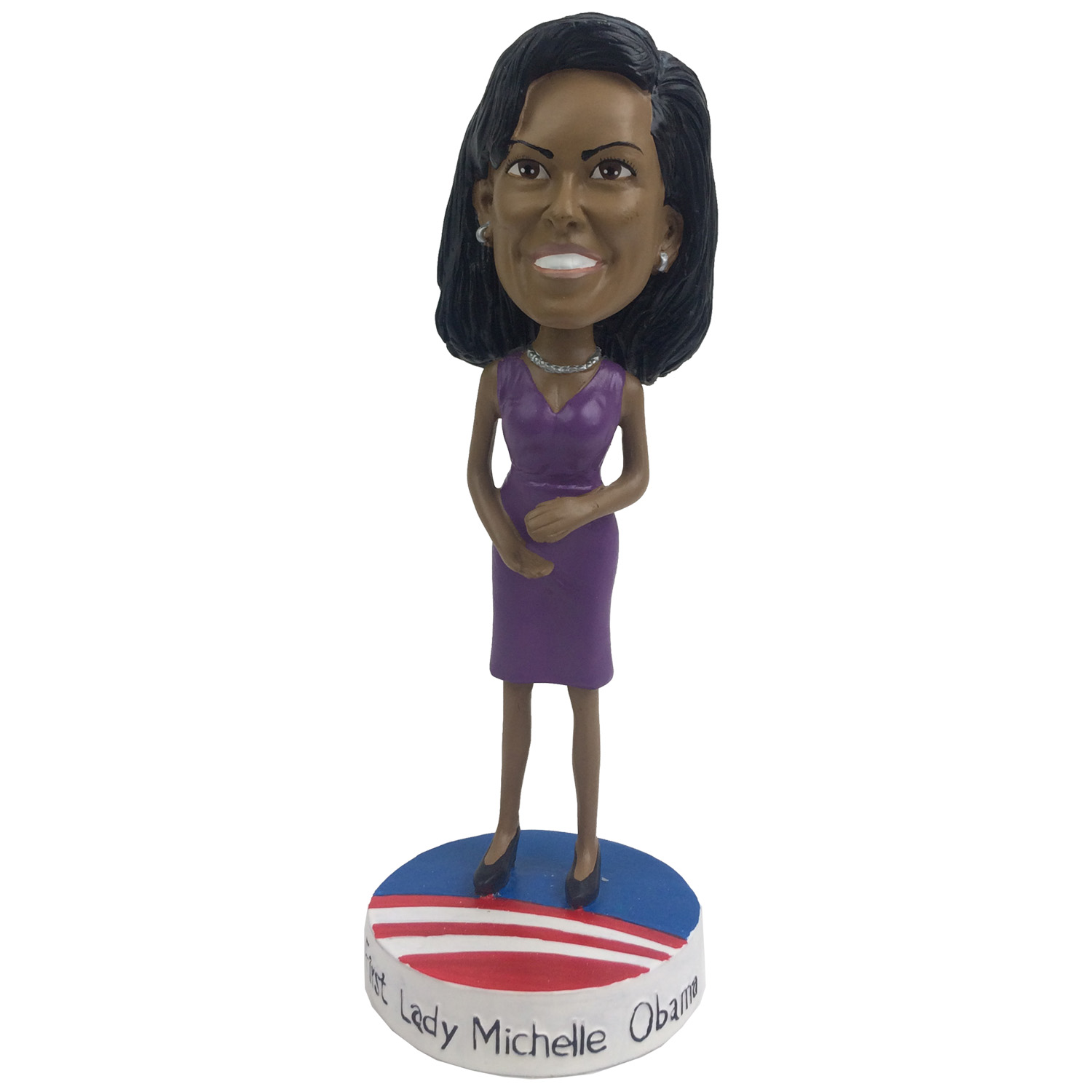 First Lady Michelle Obama Bobblehead