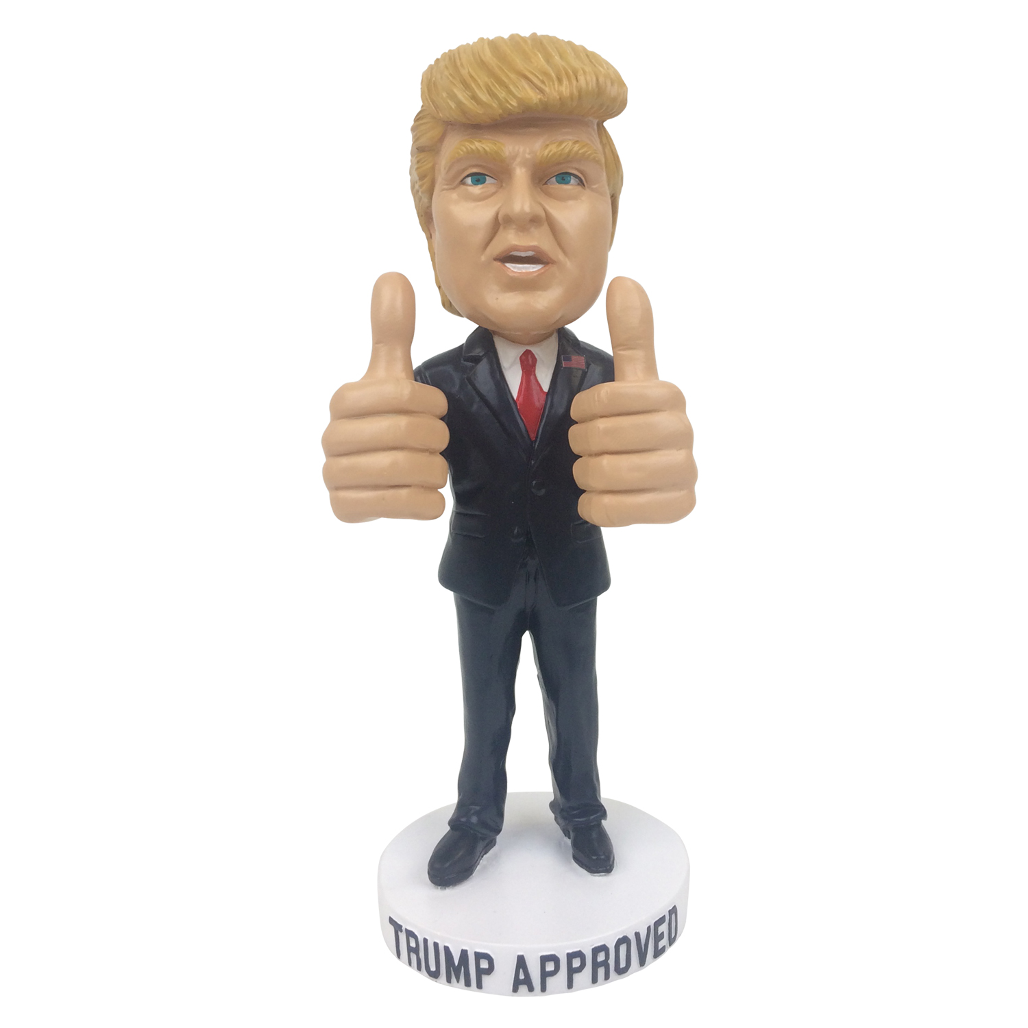 President Donald Trump Thumbs Up Bobblehead Gallery