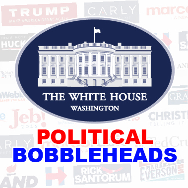 Political Bobbleheads