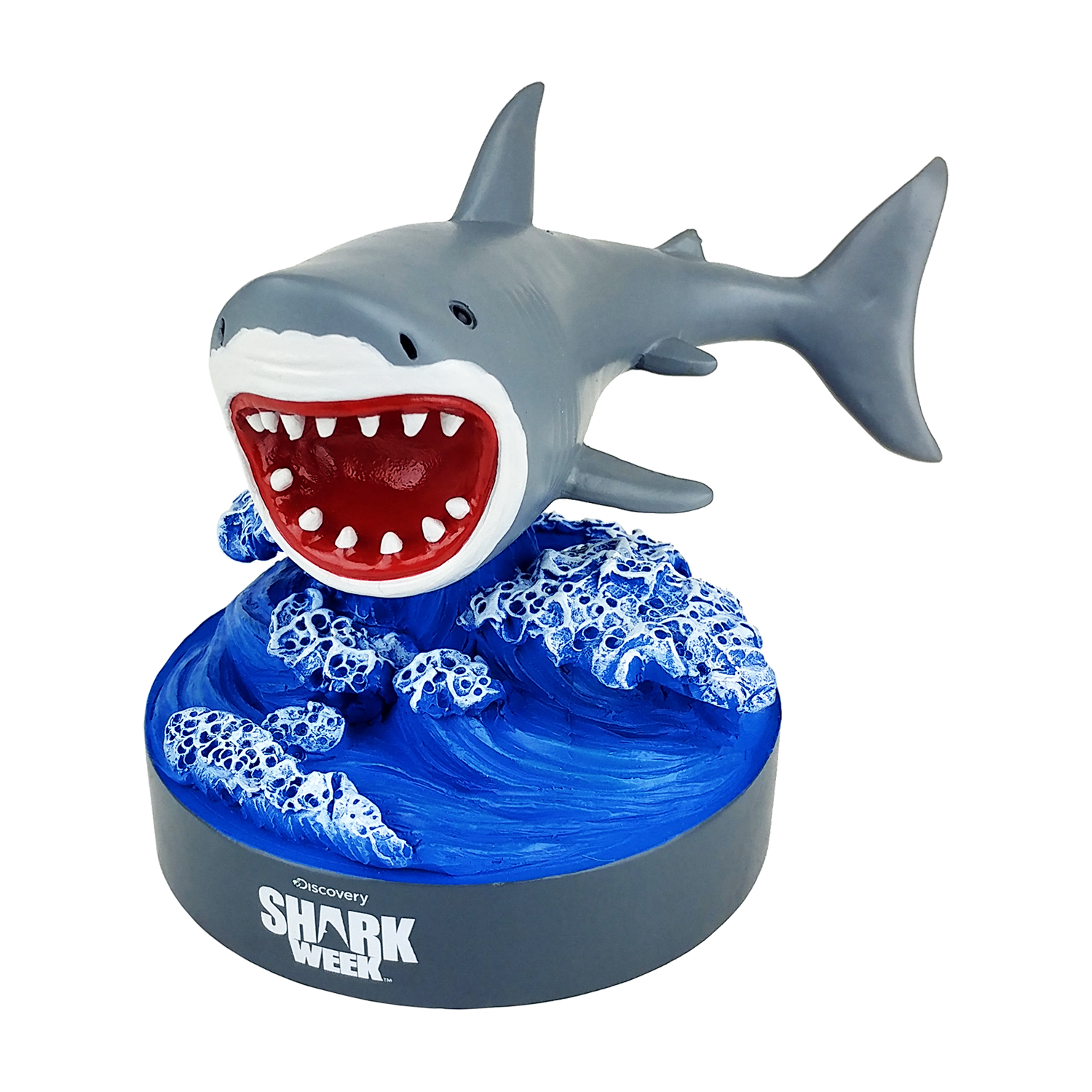 Shark Week Bobblehead – Great White Gallery