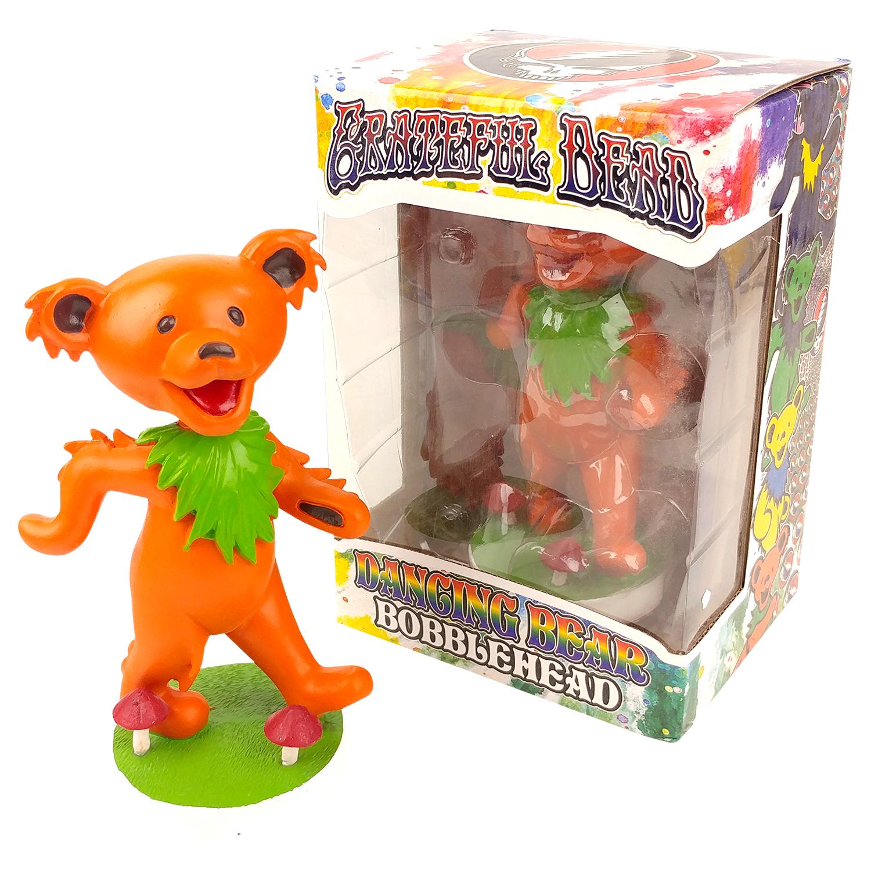 Grateful Dead Dancing Bear Bobbleheads Gallery