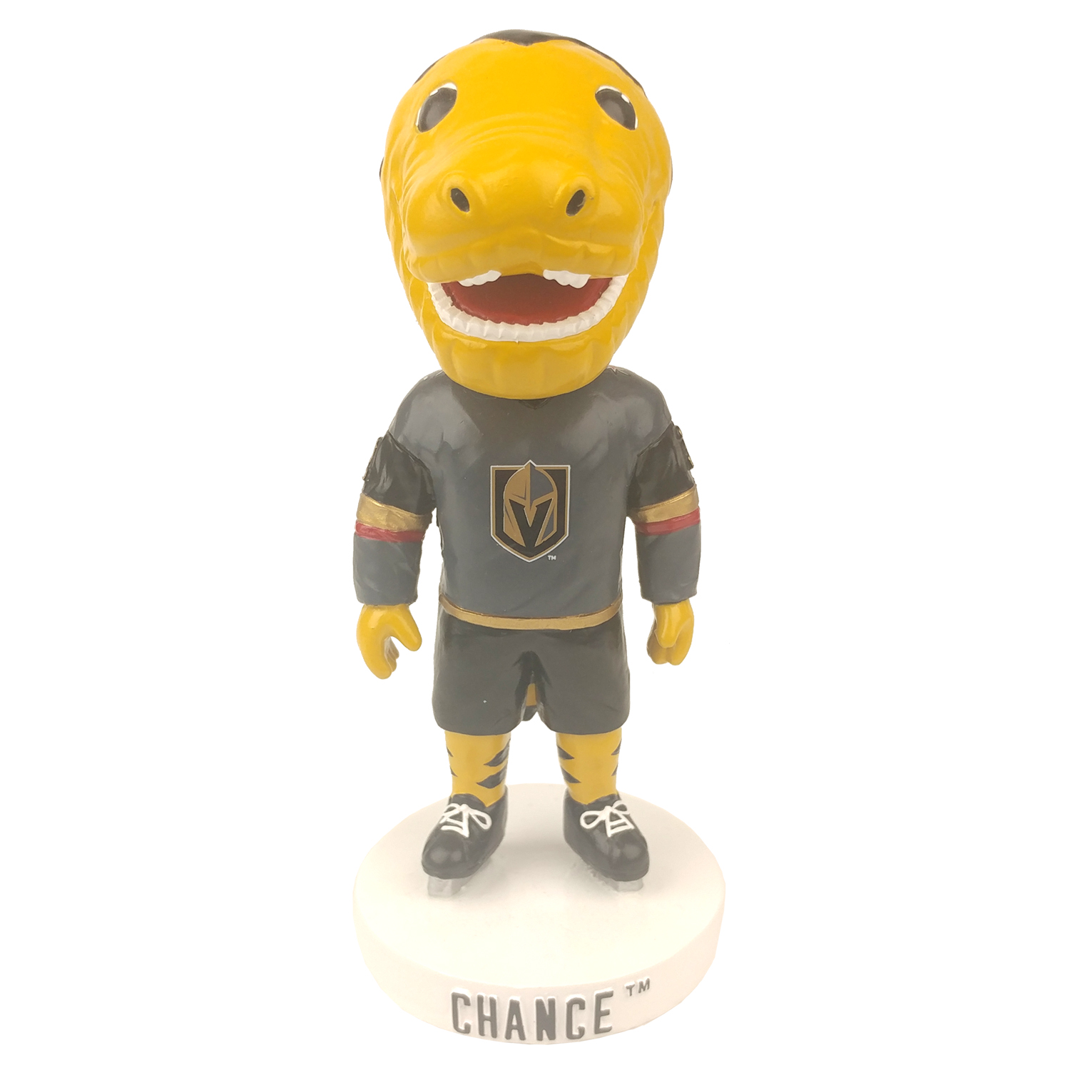 CHANCE ™: The Golden Knights ® Mascot Bobblehead Gallery