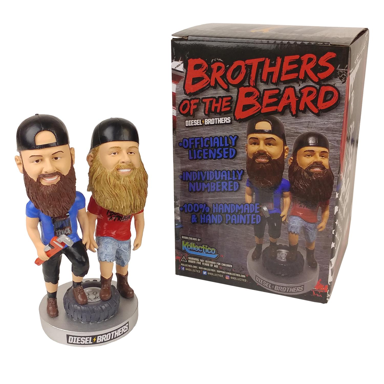 Diesel Brothers Bobblehead Gallery