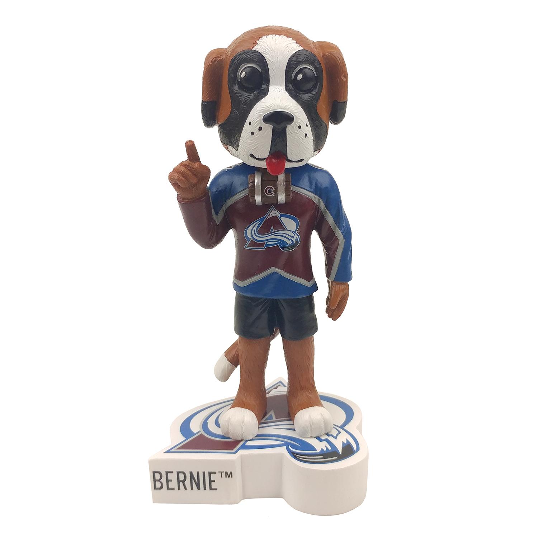 Colorado Avalanche Bernie Mascot Bobblehead