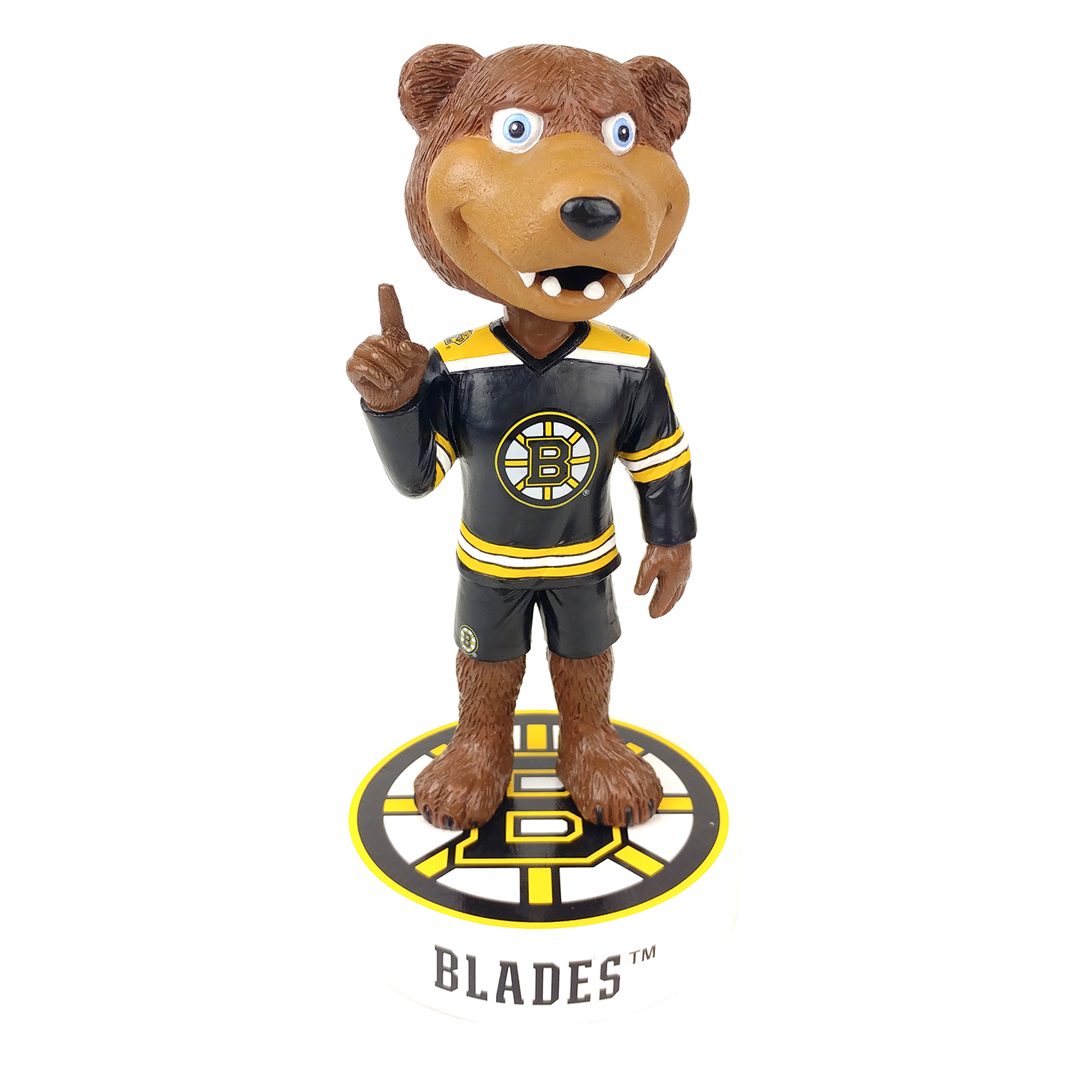 Boston Bruins Blades Mascot Bobblehead Gallery