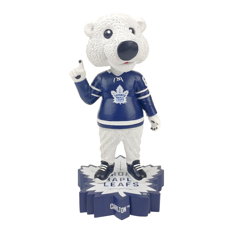 Toronto Maple Leafs Carlton Mascot Bobblehead