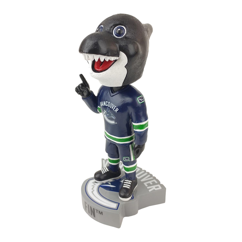 Vancouver Canucks Fin Mascot Bobblehead