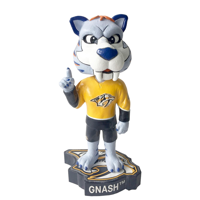 Nashville Predators Gnash Mascot