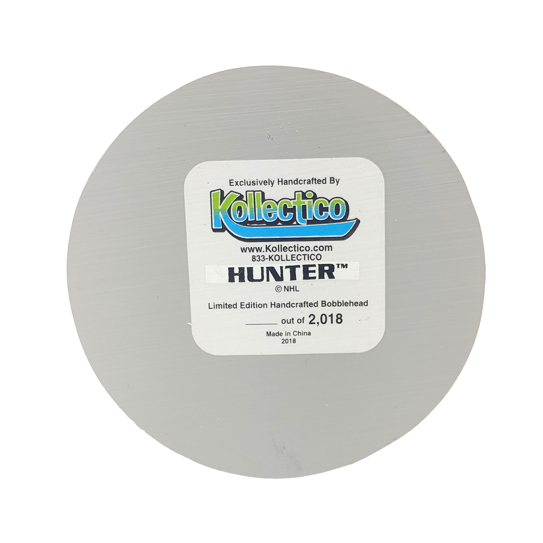 Edmonton Oilers Hunter Mascot Bobblehead Gallery