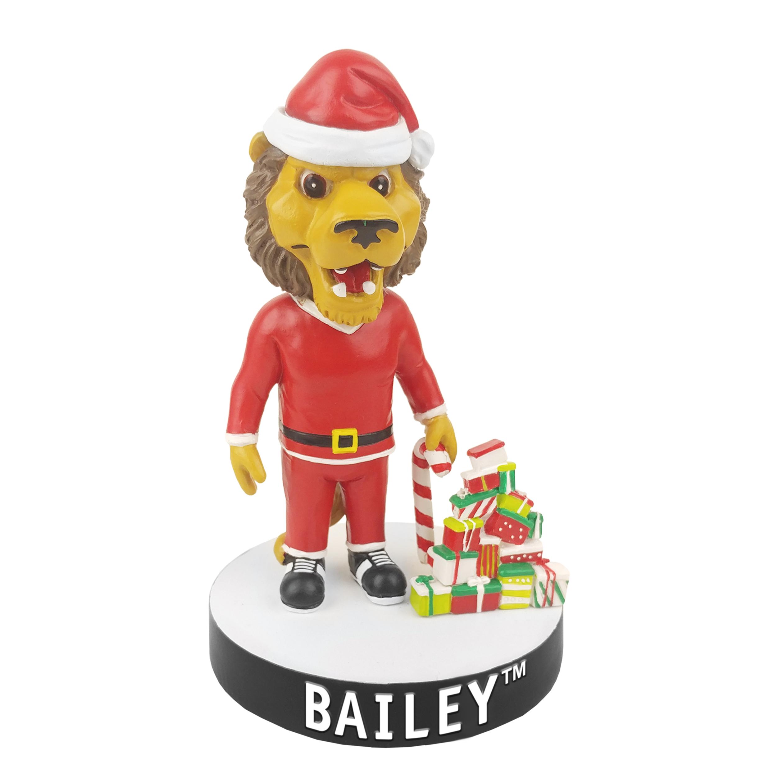 Bailey Christmas Bobblehead