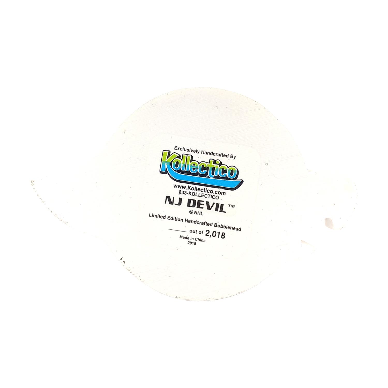 New Jersey Devils NJ Devil Mascot Bobblehead Gallery