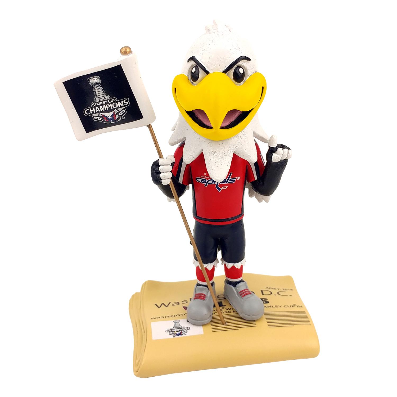2018 Stanley Cup Champions Commemorative Bobblehead