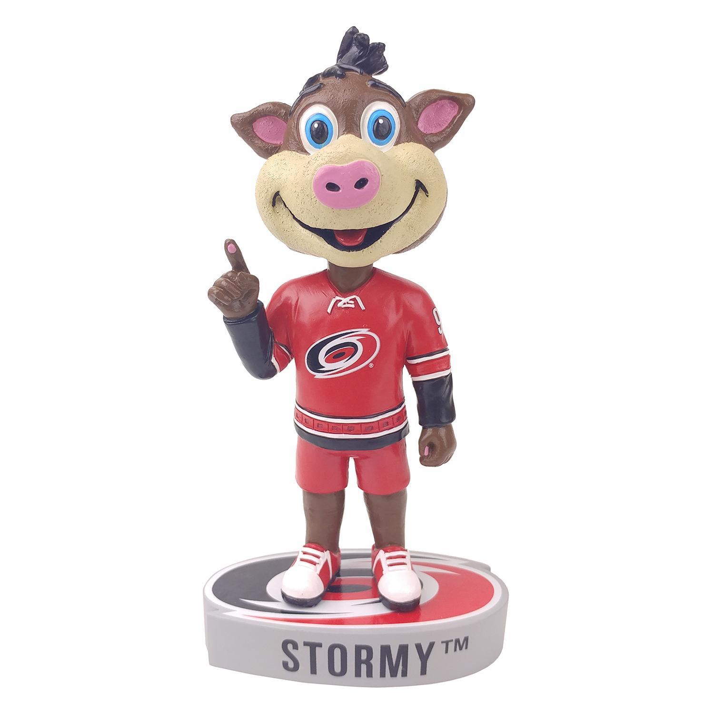 Carolina Hurricanes Stormy Mascot Bobblehead