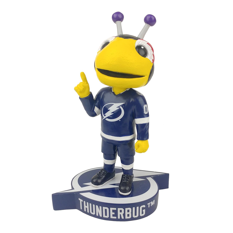 Tampa Bay Lightning ThunderBug Mascot Bobblehead