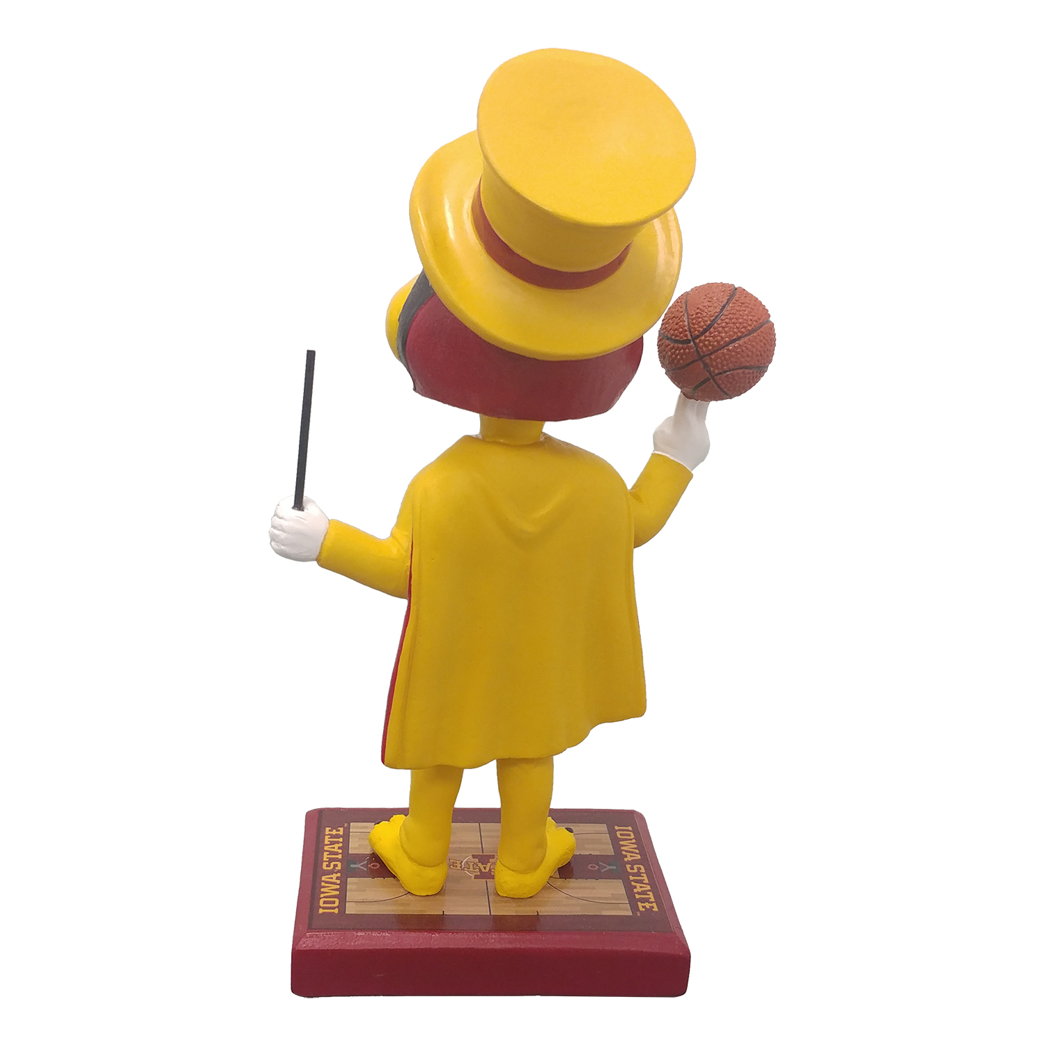 Iowa State University Hilton Magic Bobblehead
