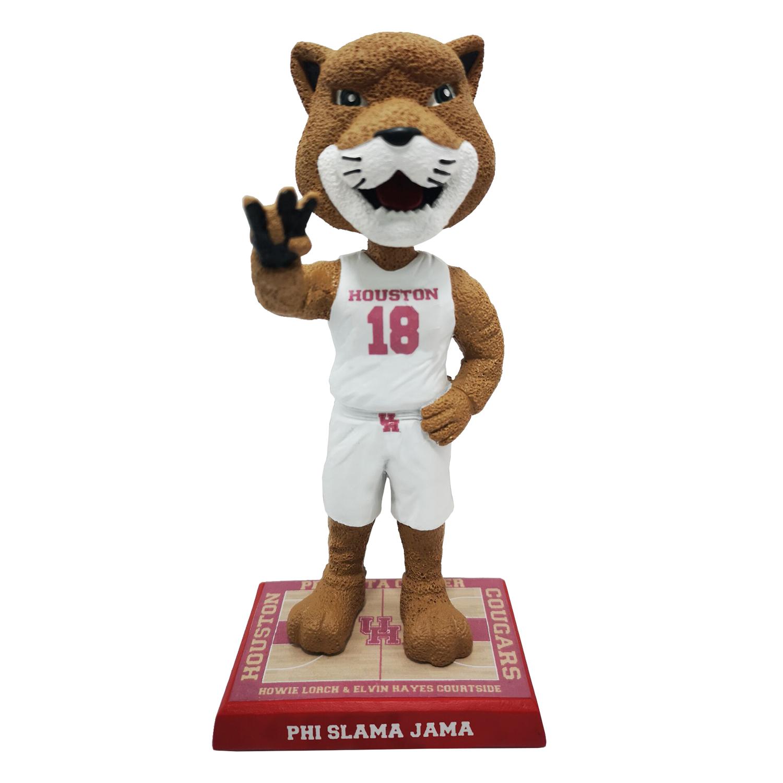 University of Houston 'Phi Slama Jama' Mascot Bobblehead