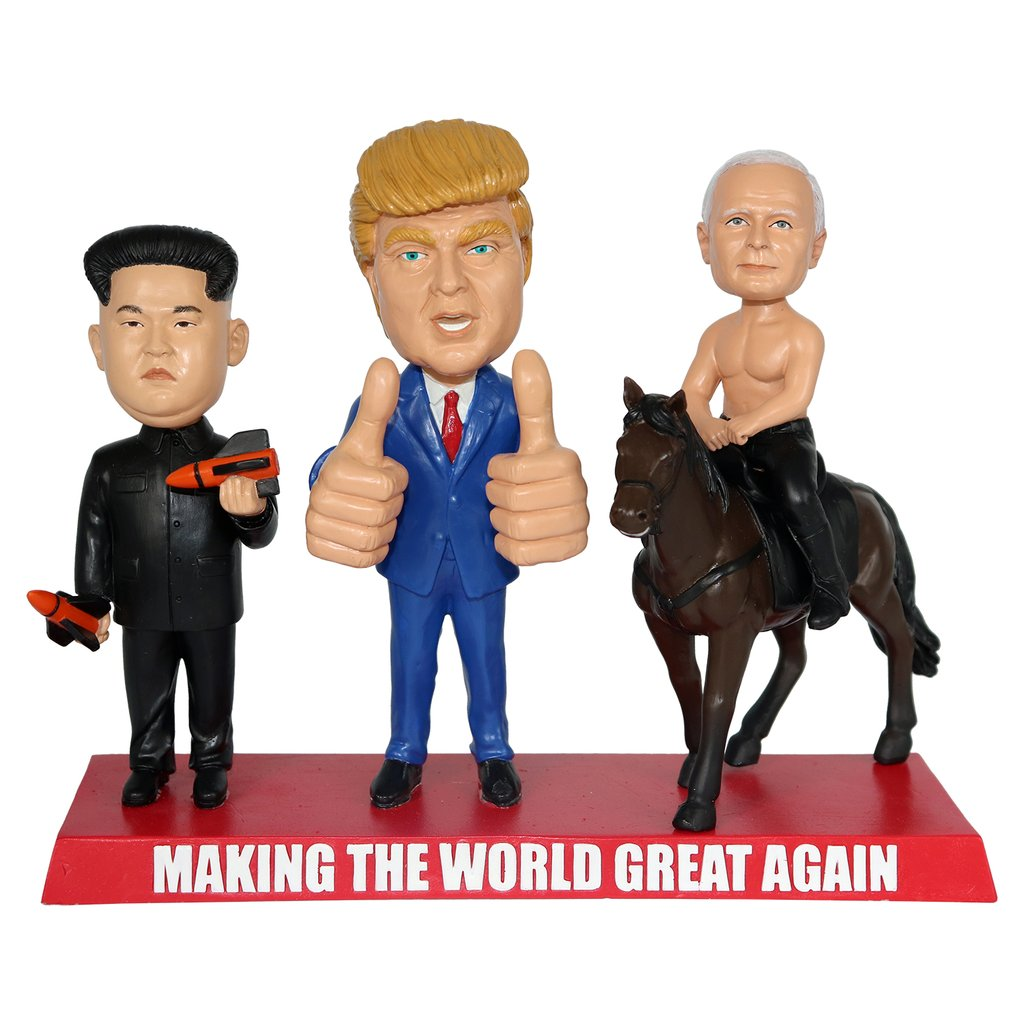 Making The World Great Again Bobblehead