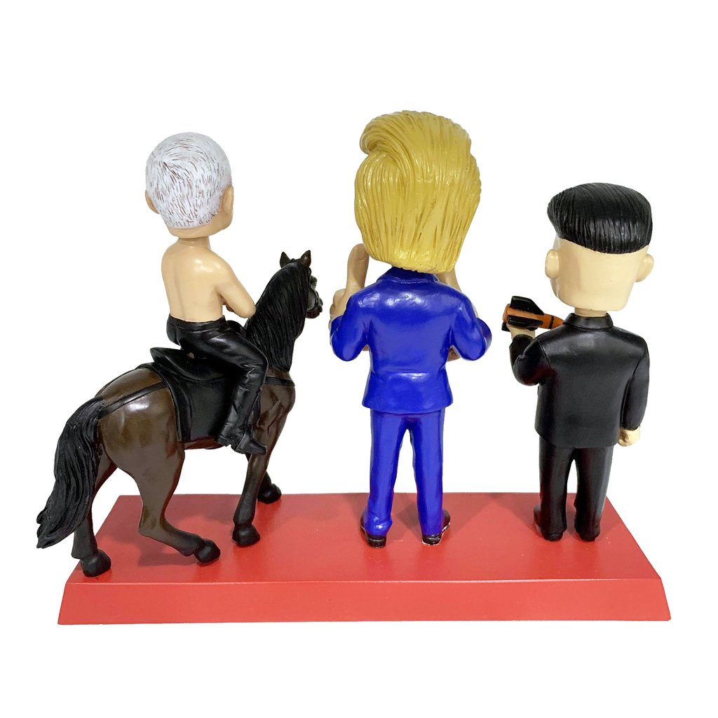 Making The World Great Again Bobblehead Gallery