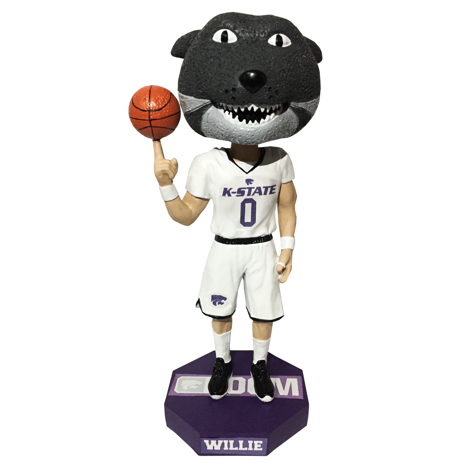 Kansas State Octagon of Doom Bobblehead