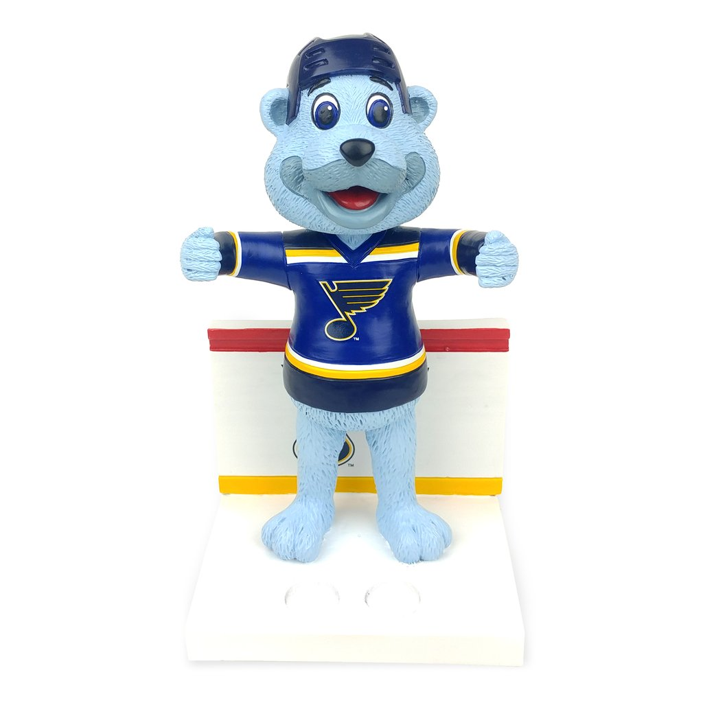 St. Louis Blues Louie Pen/Toothbrush Holder Bobblehead Gallery