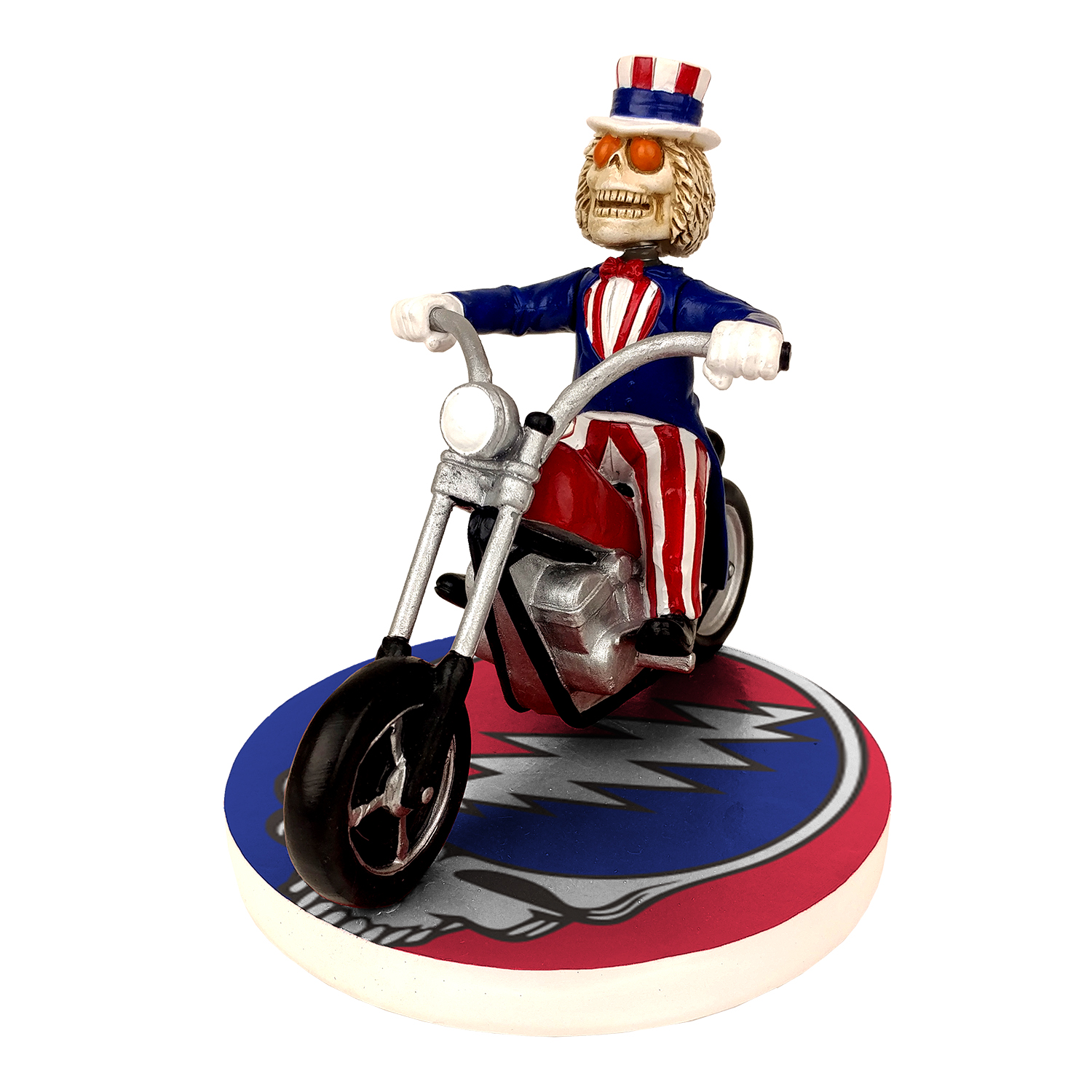 Grateful Dead Uncle Sam Bobblehead