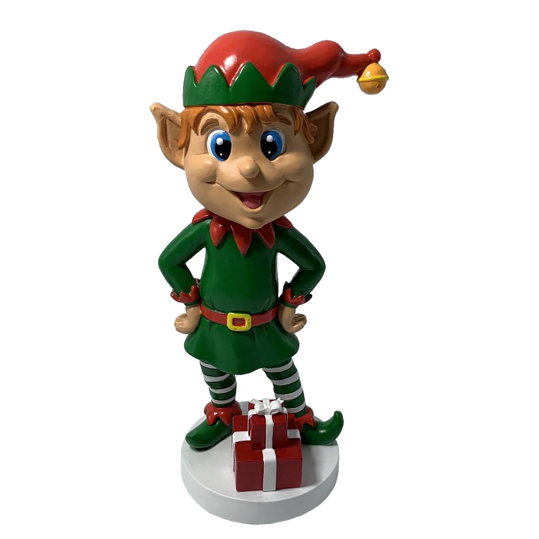 Elf Bobblehead