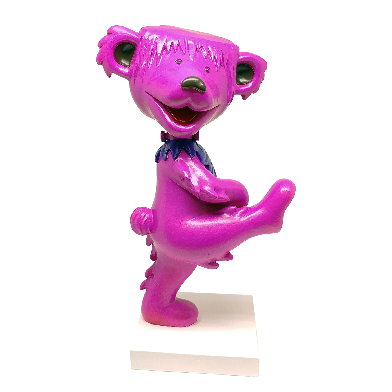 Grateful Dead Dancing Frankenstein Bear Bobblehead