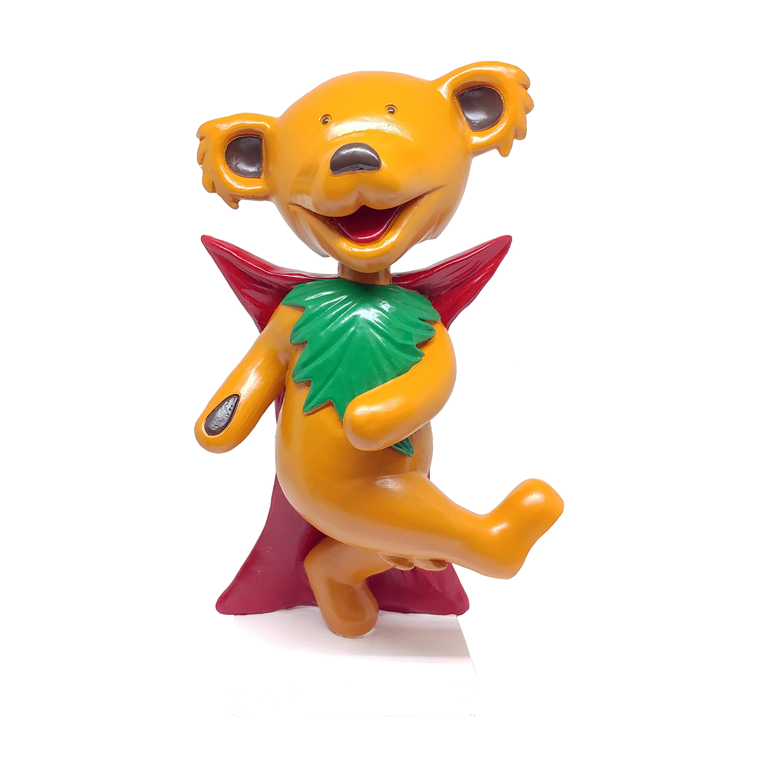 Grateful Dead Dancing Dracula Bear Bobblehead