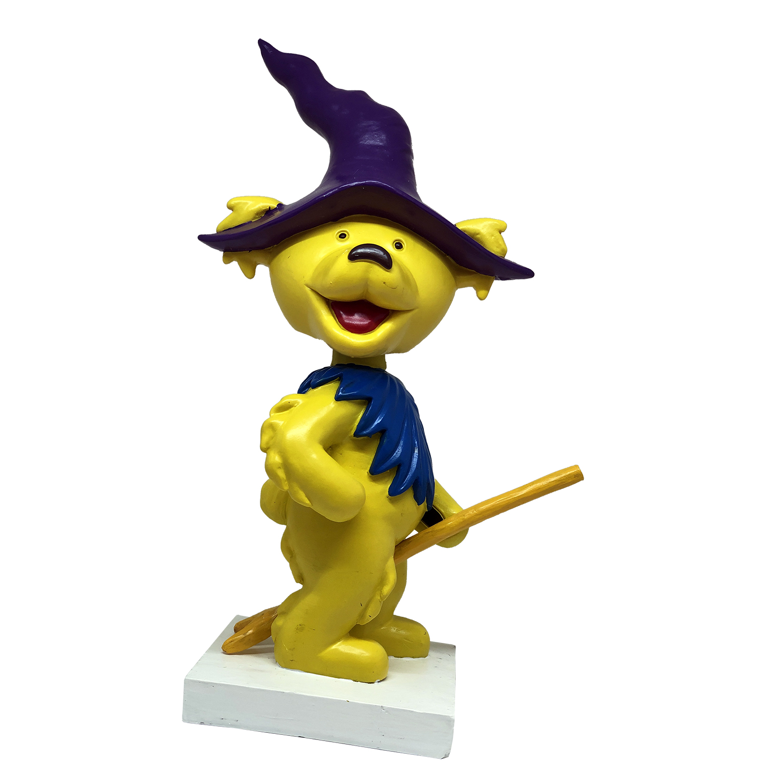 Grateful Dead Dancing Witch Bear Bobblehead