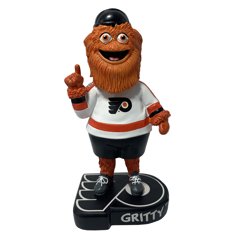 Philadelphia Flyers Gritty White Jersey Bobblehead