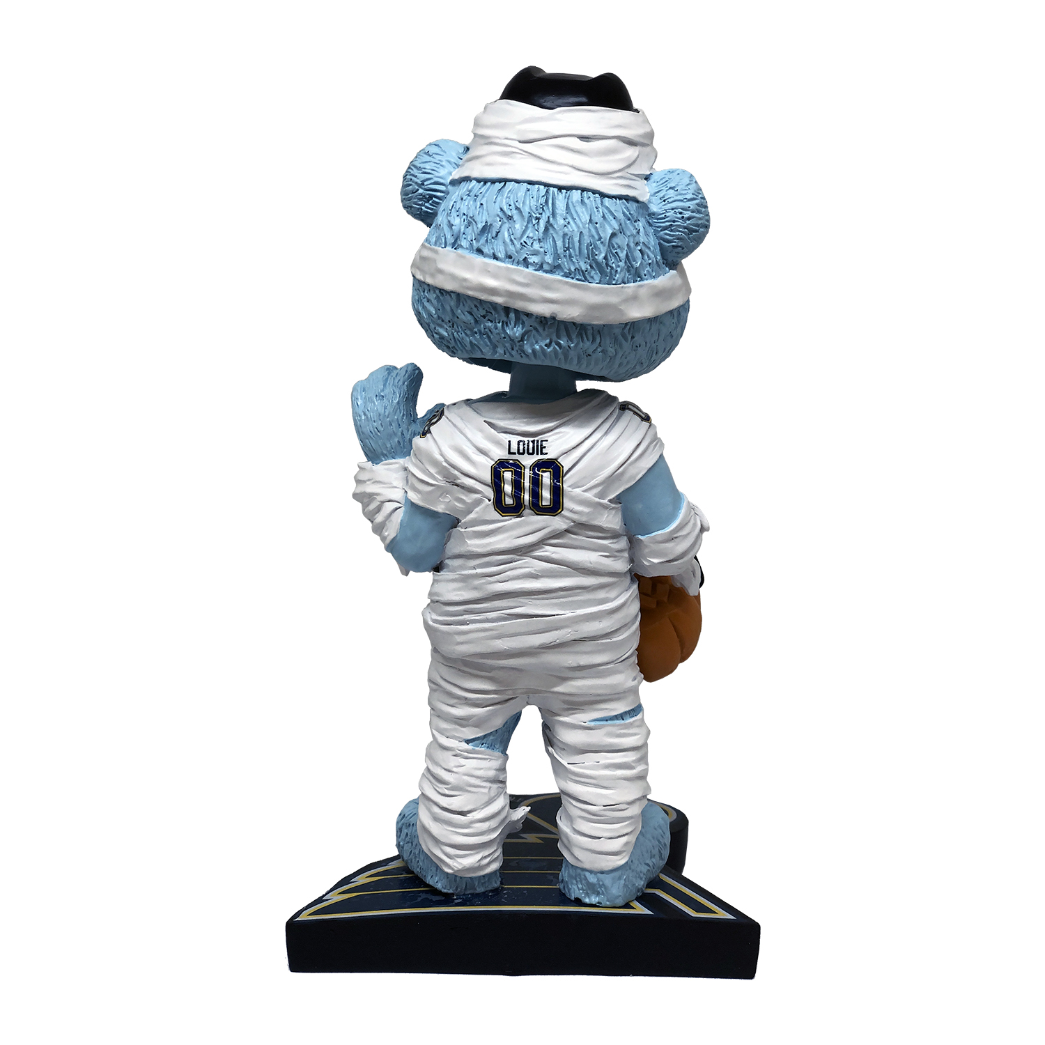 St. Louis Blues Louie Halloween Mummy Bobblehead Gallery
