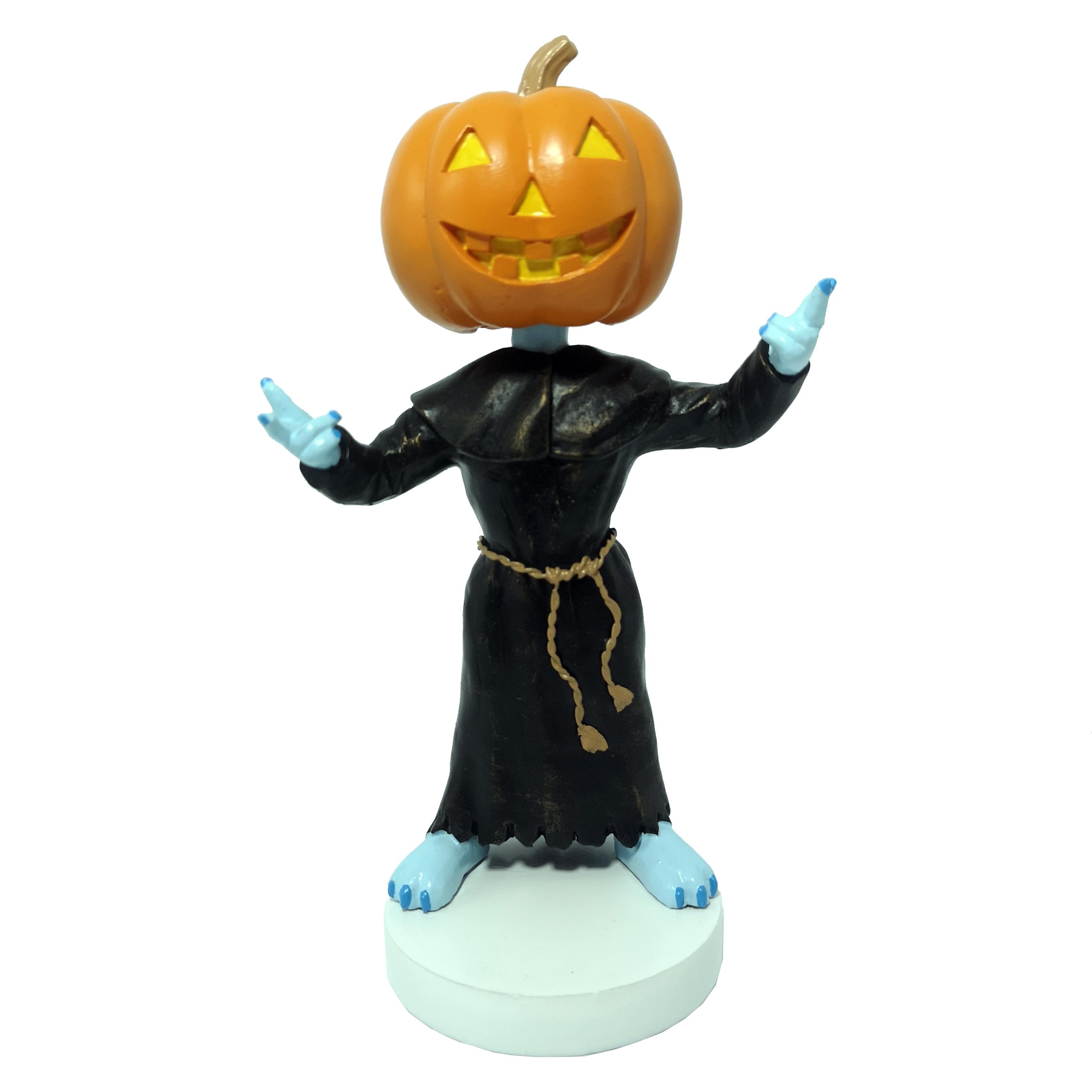 Pumpkin Head Gnash Bobblehead