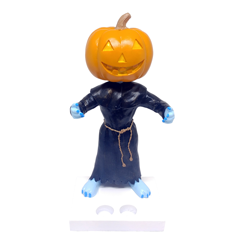 Pumpkin Head Bobblehead Holder Gallery