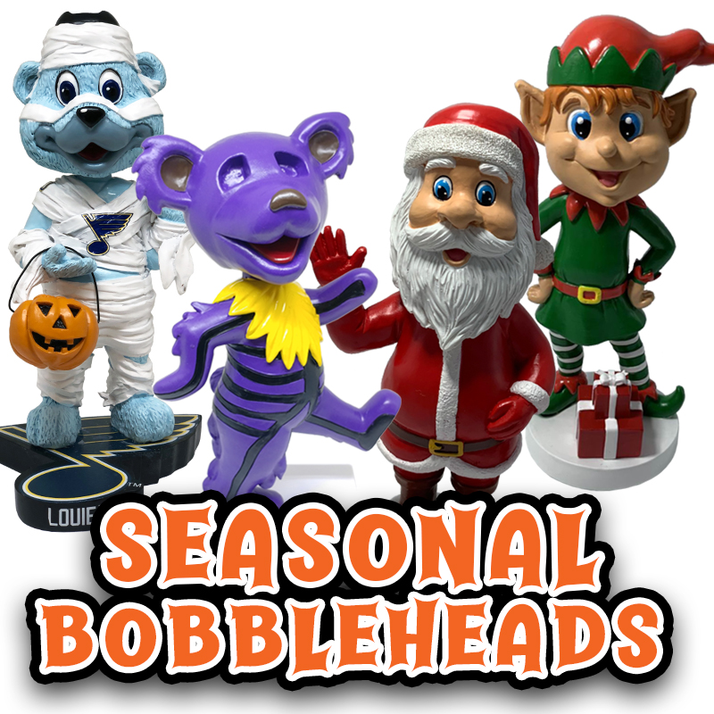 Seasonal Bobbleheads