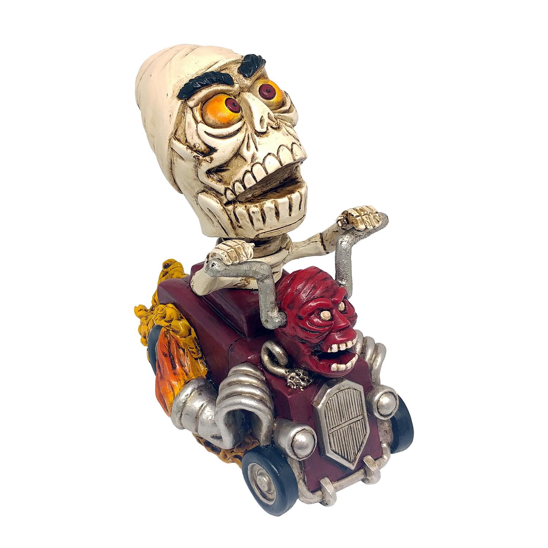 Skeleton Car Bobblehead Gallery