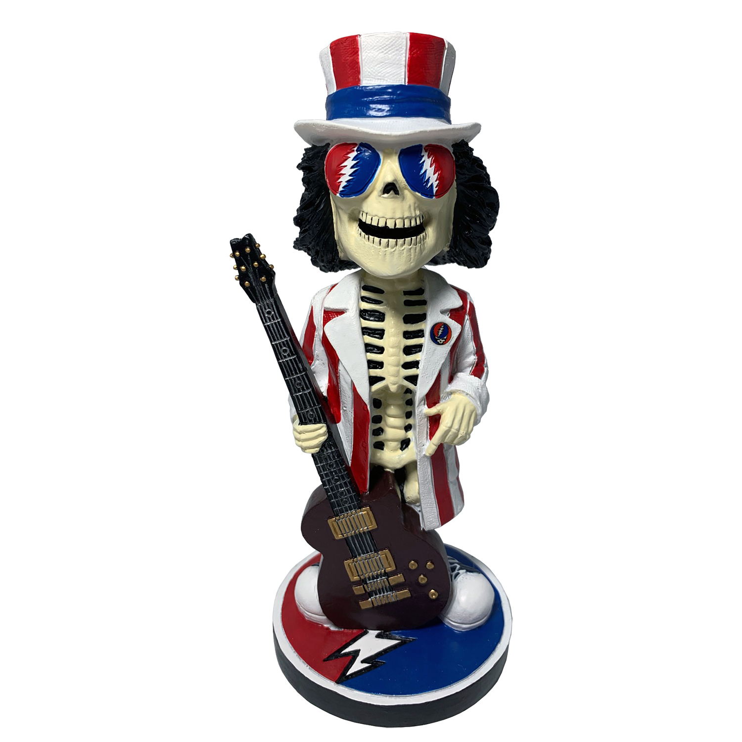 Grateful Dead Uncle Sam with Guitar
