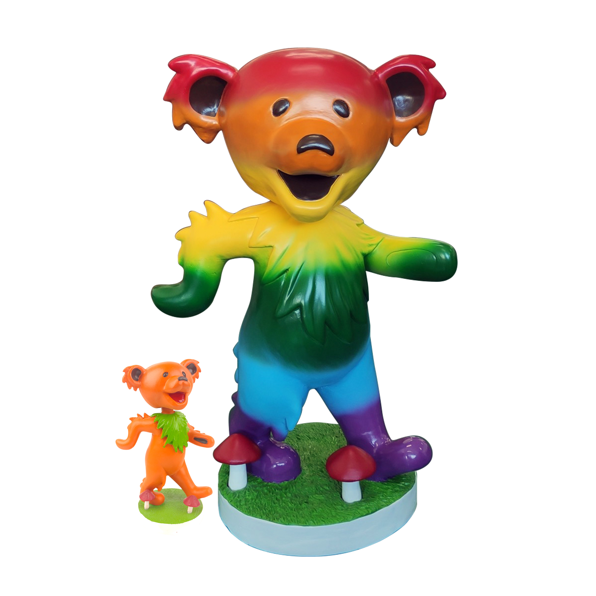 24″ Grateful Dead Dancing Bear Bobblehead Gallery