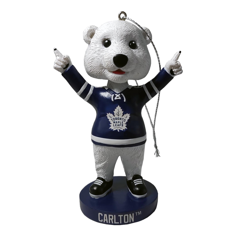 Toronto Maple Leafs Carlton Ornament