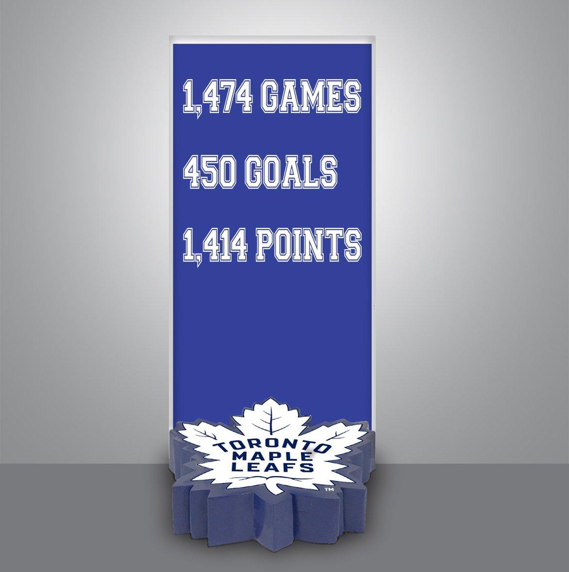 Toronto Maple Leafs Doug Gilmour Bobblehead Gallery