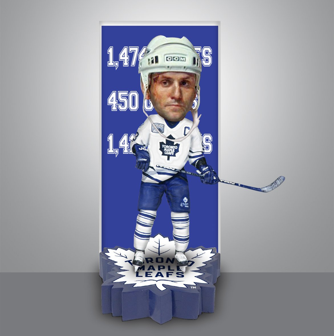 Toronto Maple Leafs Doug Gilmour Bobblehead