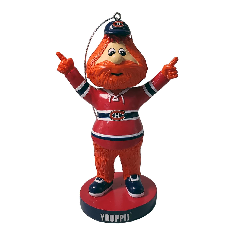 Montreal Canadiens Youppi Ornament