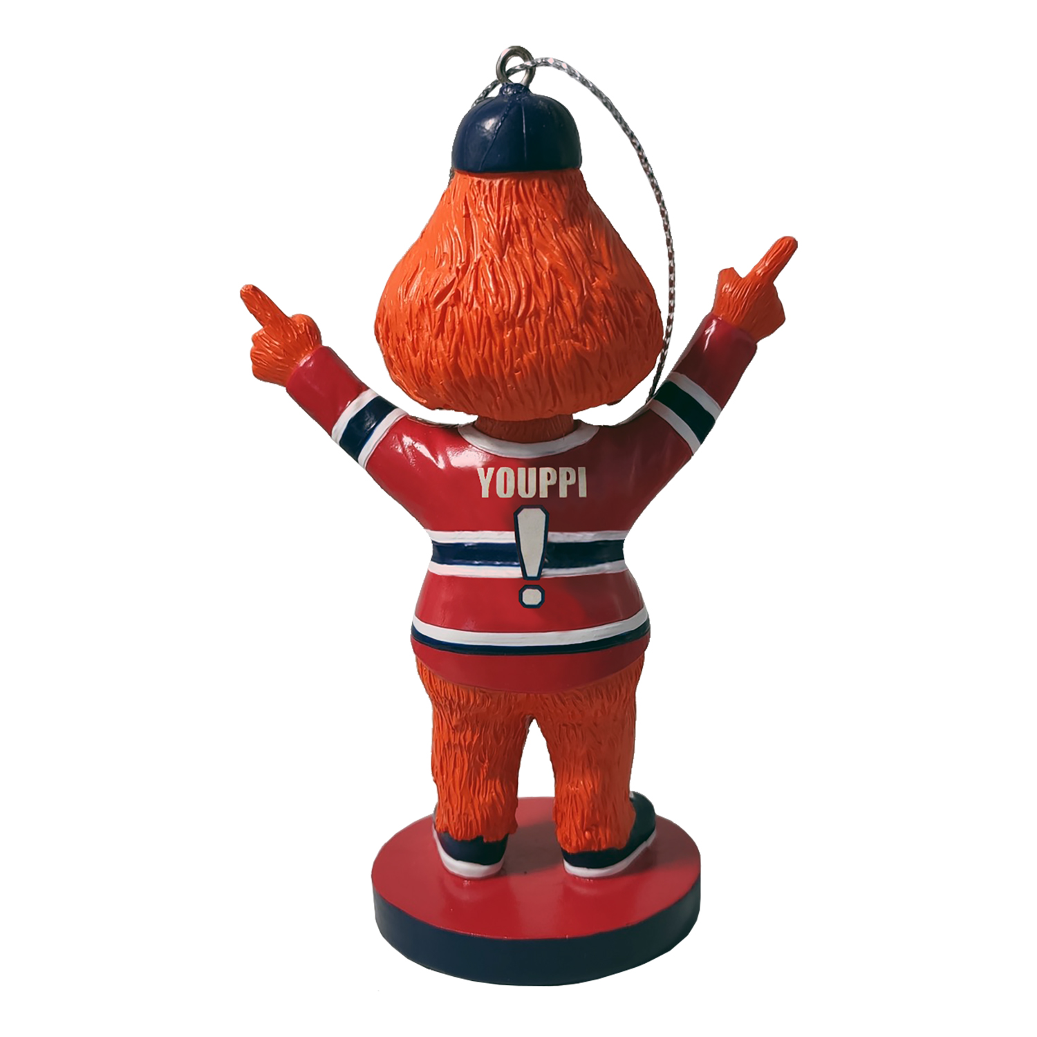 Montreal Canadiens Youppi Ornament Gallery