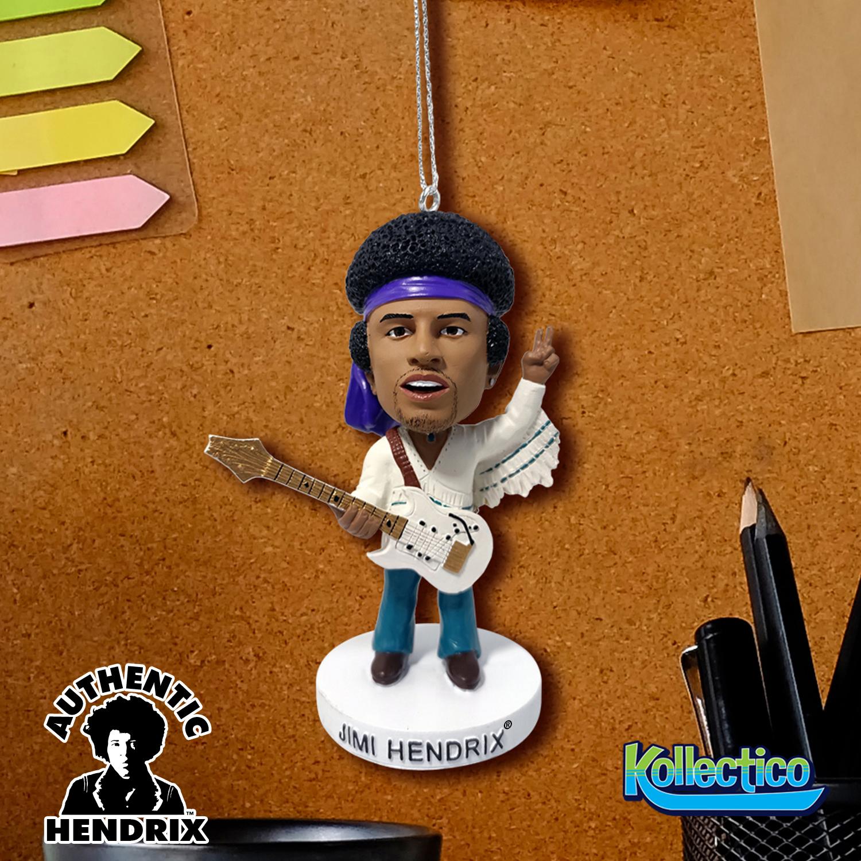 Jimi Hendrix Ornament Gallery