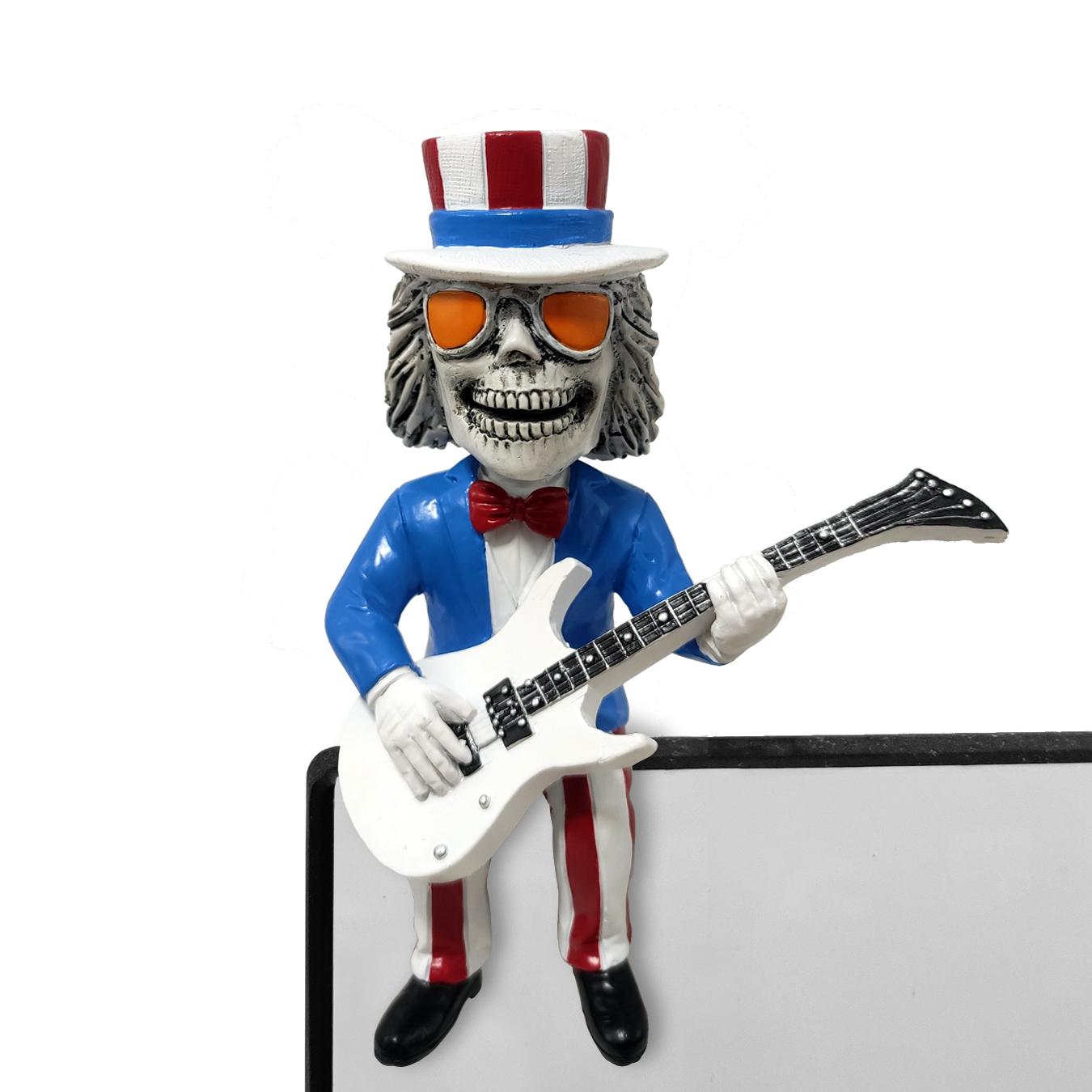 Grateful Dead Uncle Sam Bobble Buddy