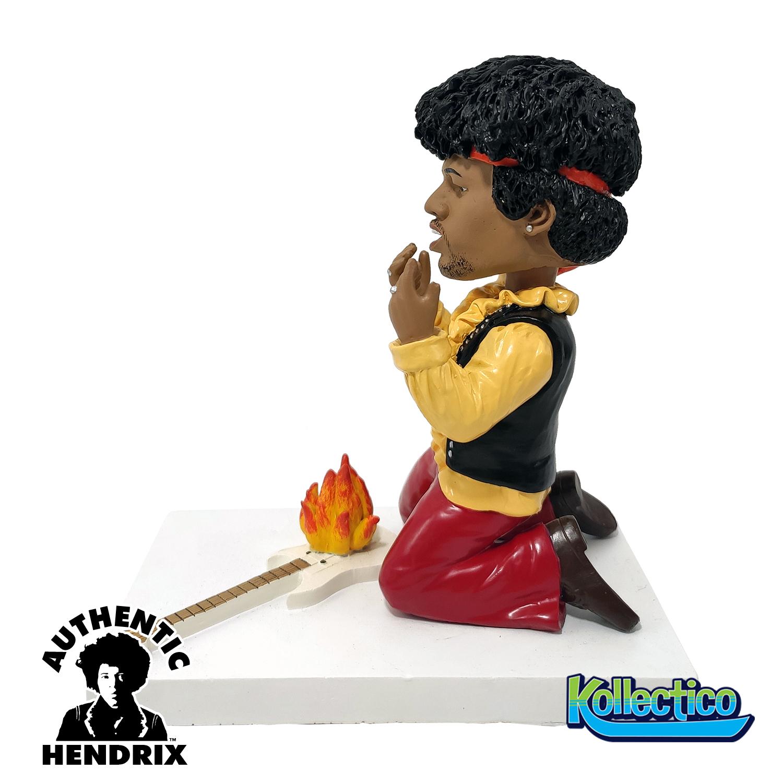 Jimi Hendrix LIVE at Monterey Bobblehead Gallery