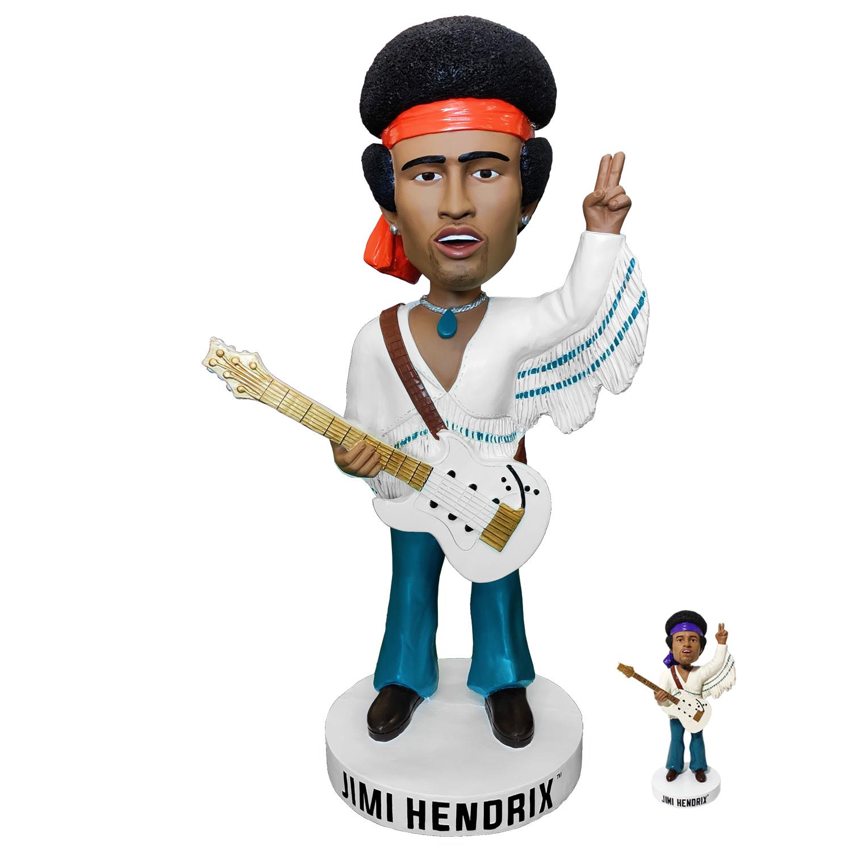 36″ Jimi Hendrix Bobblehead